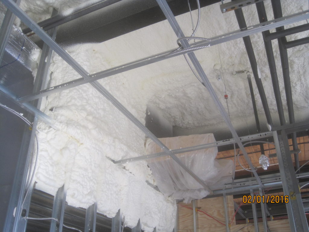 Spray Foam Insulation Projects Western Mass Ct Vt Nh