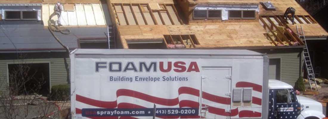 Commercial Spray Foam Insulation | Foam USA LLC