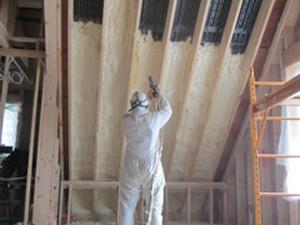 Air Conditioning Vents >> Residential Spray Foam Insulation | Foam USA LLC