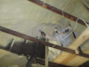 Hampshire County_Spray Foam Insulation_Contractor